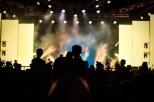 Eddy Events Full Stage Service